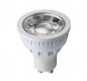 GU10 6W COB LED spotlights