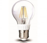 4w A19 warm white led filament bulb