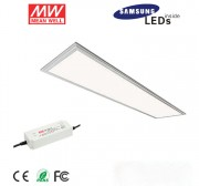 12030 54W led panel light fixture with (3 in 1)dimmable meanwell power supply