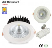 led retrofit can light, 4inch, 15W, 3000K