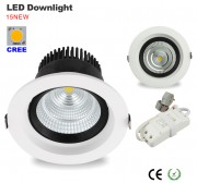 LED retrofit downlight, 6inch, 40W, 3000K