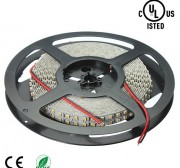 12V 600leds SMD5050 double row warm white(2700-3500K) high power LED flexible light strip