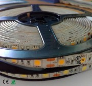 12V 300leds 5050 waterproof warm white(2700-3500K) led flexible light strip