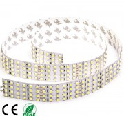 24V 960leds quad row 3528 non-waterproof led flexible light strip