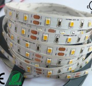 12V 300leds 2835SMD warm white(2700-3500K) led flexible light strip