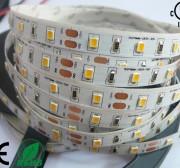 12V 300leds 2835SMD warm white(2700-3500K) led flexible light strip