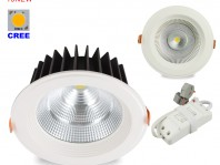 led retrofit can light, 4inch, 15W, 3000K