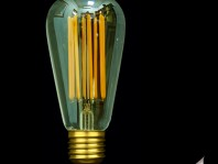 LED Vintage Light Bulb - ST18 Shape
