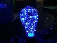 ST64 decorative led bulb