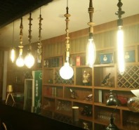 G80 LED Filament Bulb - Dimmable
