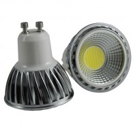 GU10 5W COB led spotlights