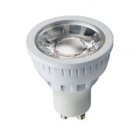 GU10 6W COB LED spotlights
