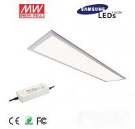 12030 42W led panel light fixture with (3 in 1)dimmable meanwell power supply