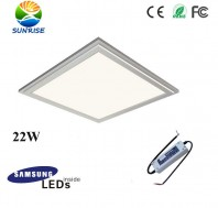 22W 3030 kitchen panel light with Samsung 5630 SMD leds, TUV led driver