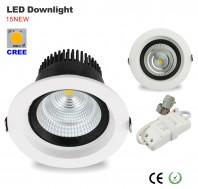 LED retrofit downlight, 6inch, 40W, 3000K