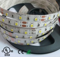 12V 300leds 2835SMD cool white(5500-7000K) led flexible light strip