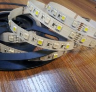 5050 RGBW LED strip with multi+white leds-led tape light with 60pcs SMD/M