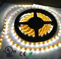 12v 300leds 3528 white/warm white led ribbon strip light