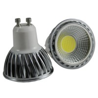 cool white led spotlights, led commercial spotlight, long service life led spotlight, led replacement bulb, GU10 led lamp