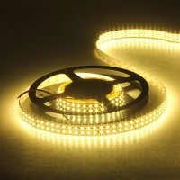 double line led flexible light strip, 19.2W/M led flexible light strip,  led tape lights, home/ballroom decoration led flexible light strip