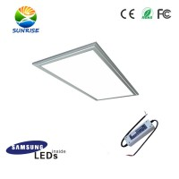 led square ceiling light, led slim ceiling lights, dimmable led square panel light, 2'x1' panel light