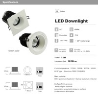 home ceiling lighting, residential ceiling lighting,commercial ceiling lighting, led recessed downlight, theater led lights