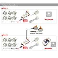 led commercial lighting, home lighting, hotel lighting, undercabinet lighting, flush ceiling accents