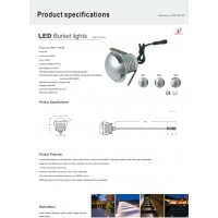 underground light, outdoor lighting, led outdoor lighting, led landscape light