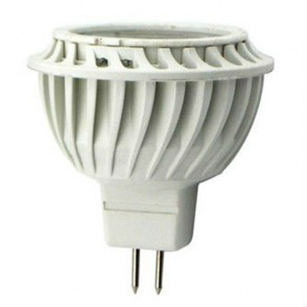 MR16 6W COB dimmable / non- dimmable high power white LED spotlight