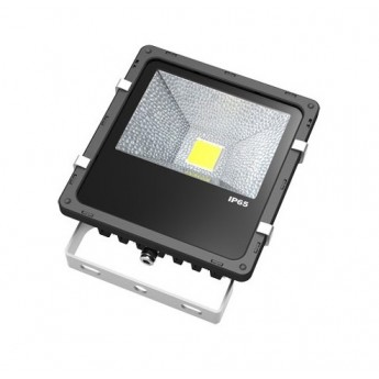 led weatherproof 50W COB flood light fixture
