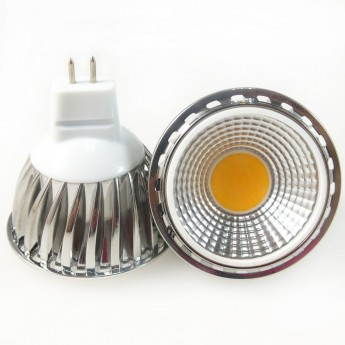 MR16 5W COB sharp LED spotlight bulb