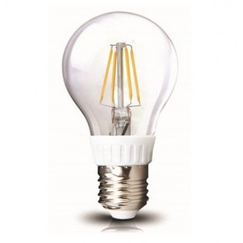4w A19 wedding led filament bulb/warm white led commercial light bulbs