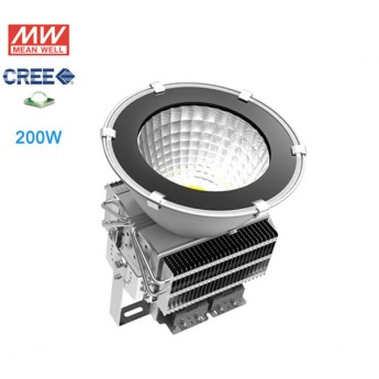 High bay led warehouse lighting 200W