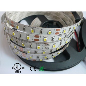 12V 300leds 2835SMD cool white(5500-7000K) non-waterproof led flexible light strips