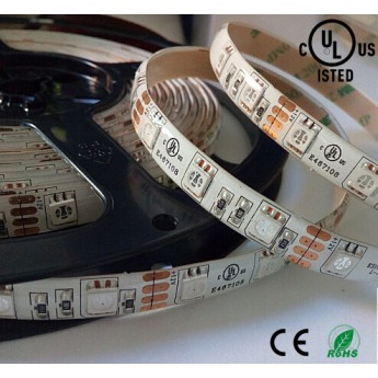 12V 300leds 5050SMD waterproof RGB led flexible light for Christmas decoration