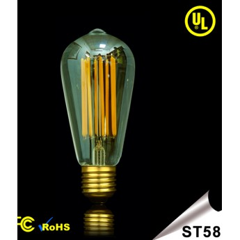 LED Vintage Light Bulb - ST18 Shape
