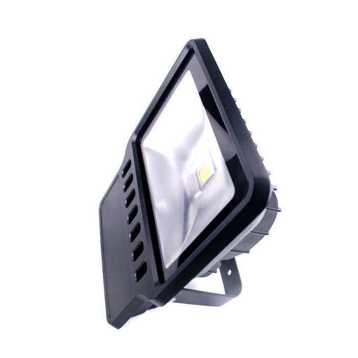 High Power 80W COB Led Flood Light Fixture AC85 265V Sunrise