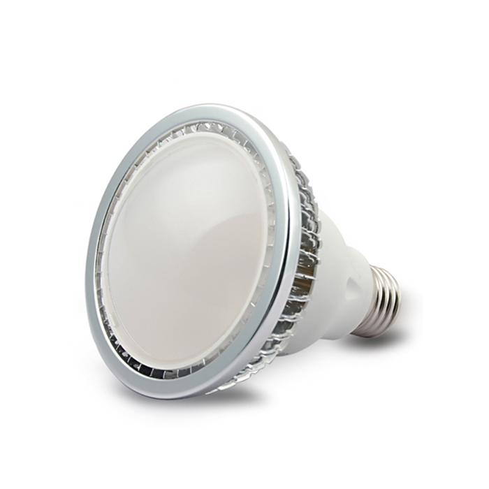 glass cover led spotlights, PAR30 led spotlight, home decoration led lights, 3 years warranty led bulbs, high power led bulbs