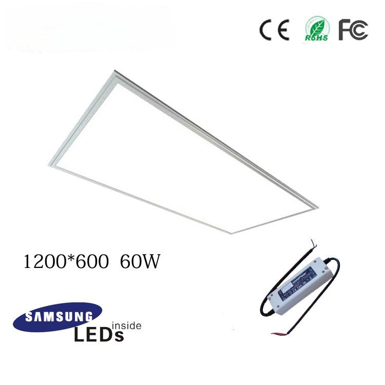 led panel light, 12060 led panel light, Samsung 5630SMD, TUV constant led driver