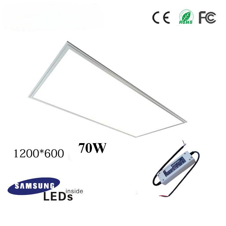 led slim panel, led flat panel high light, dimmable led panel light, TUV led panel light