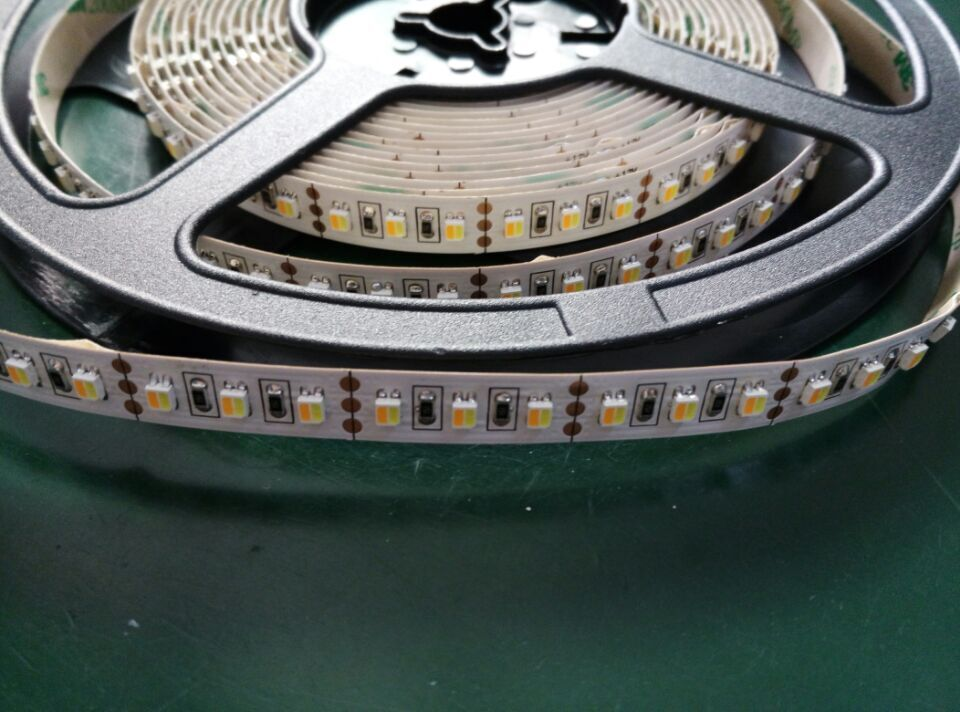 3528 variable white led flexible light strip sunrise led kitchen lightautomotive led flexible light stripsdouble color led strip lights mozeypictures Images