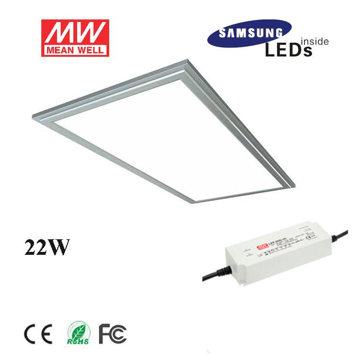 meanwell driver LED panel light, 5630 led panel light, PMMA LED panel light, samsung 5630 led panel light, 6030 LED panel light