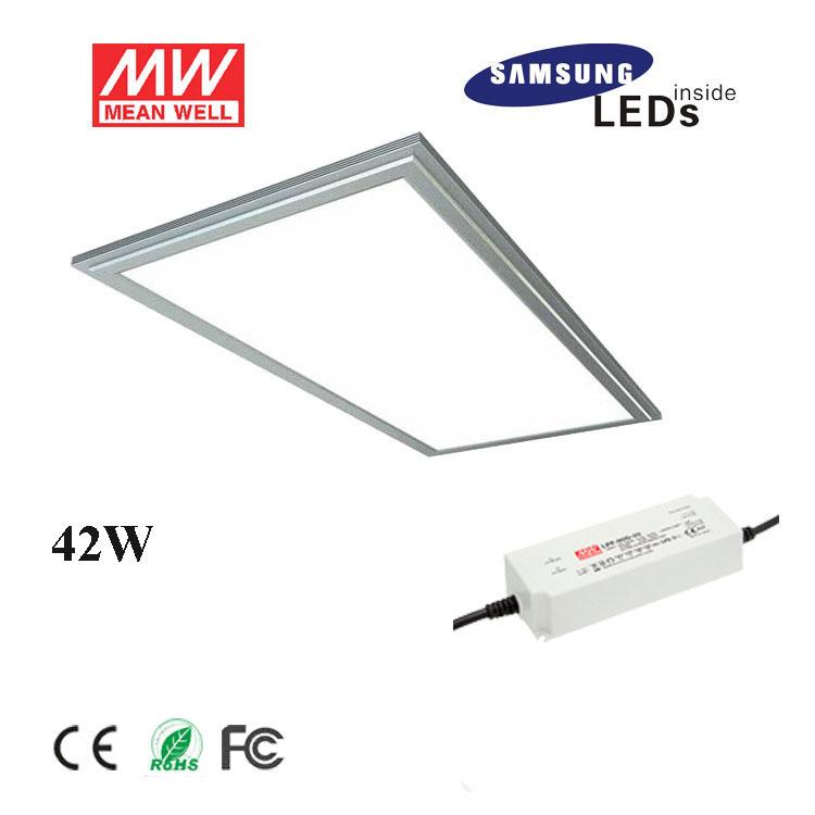 ceiling panel light, rectangle panel light, ceiling grid panel light, 2ftx1ft led panel light