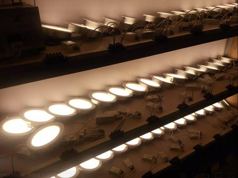 led recessed downlight, 3inch, 10W, 3000K-Sunrise